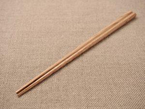 Japanische Stäbchen aus Holz Kastanie
