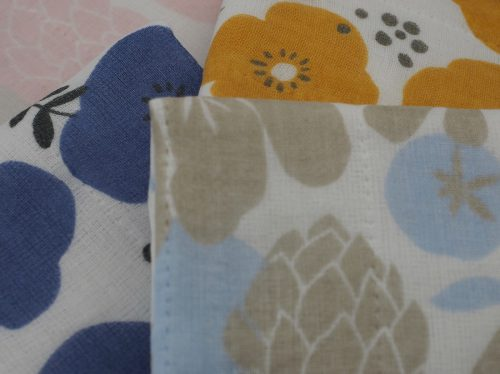 Japanische Tücher Baumwolle